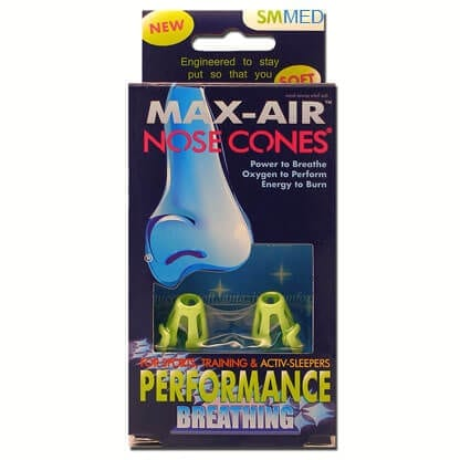 Max-Air-Nose-Cones SPORTS Performance size Sm-Med